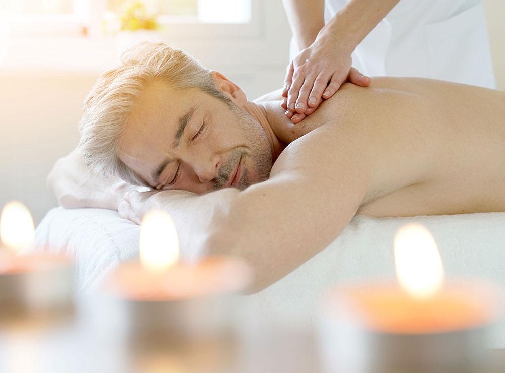 Massage für Männer Oberstaufen